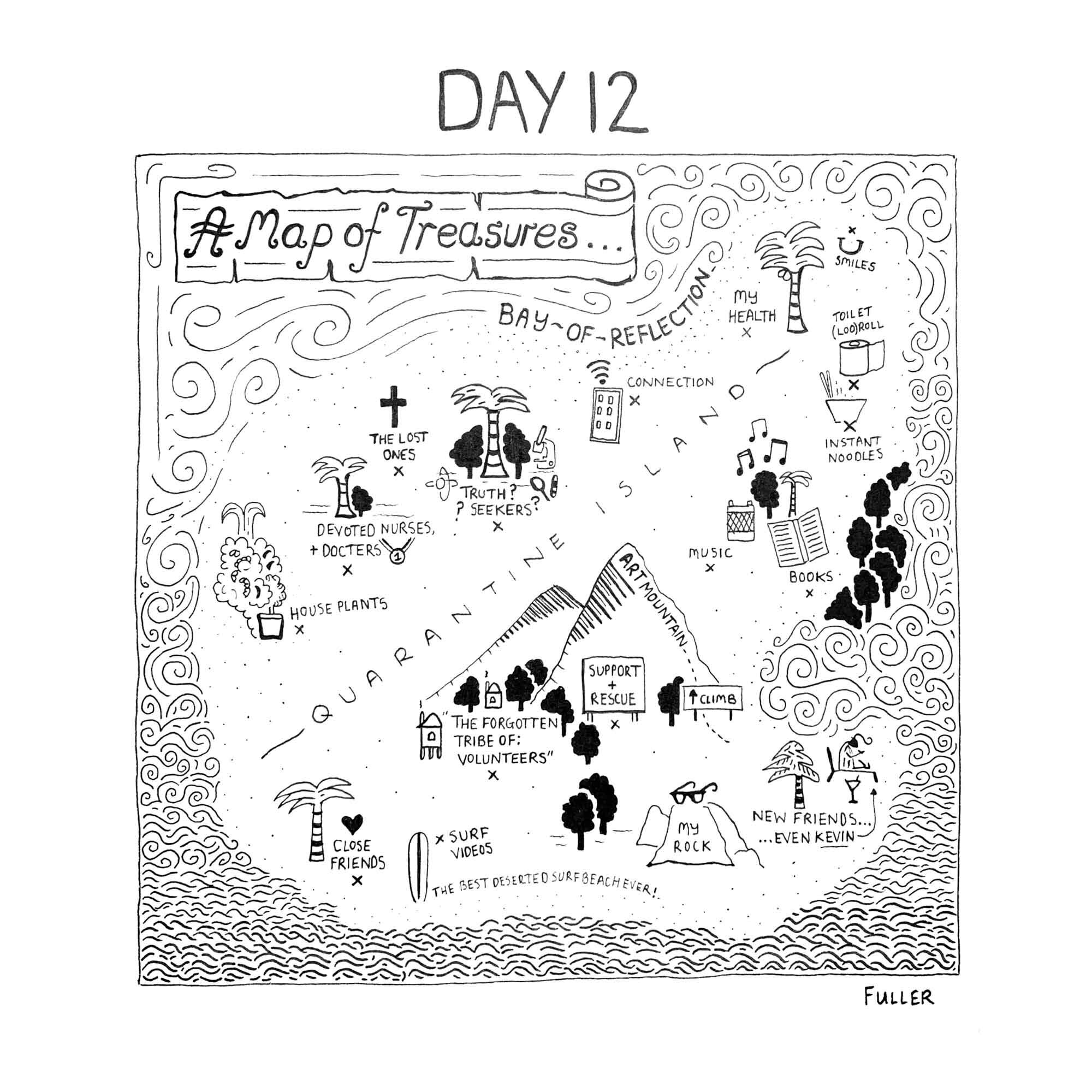 DAY 12 / Quarantine May By FULLER (Copy)