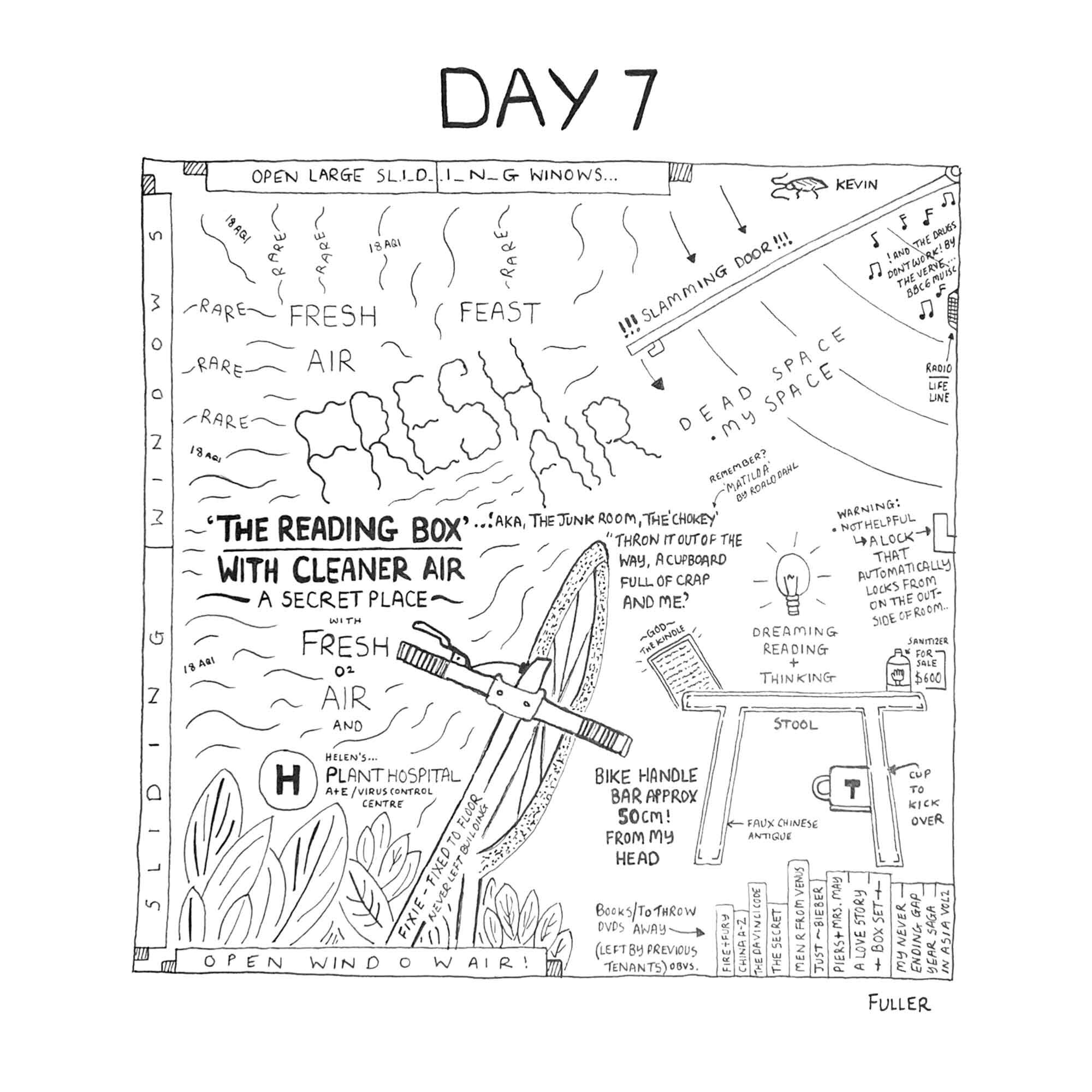 DAY 7 / Quarantine May By FULLER (Copy)