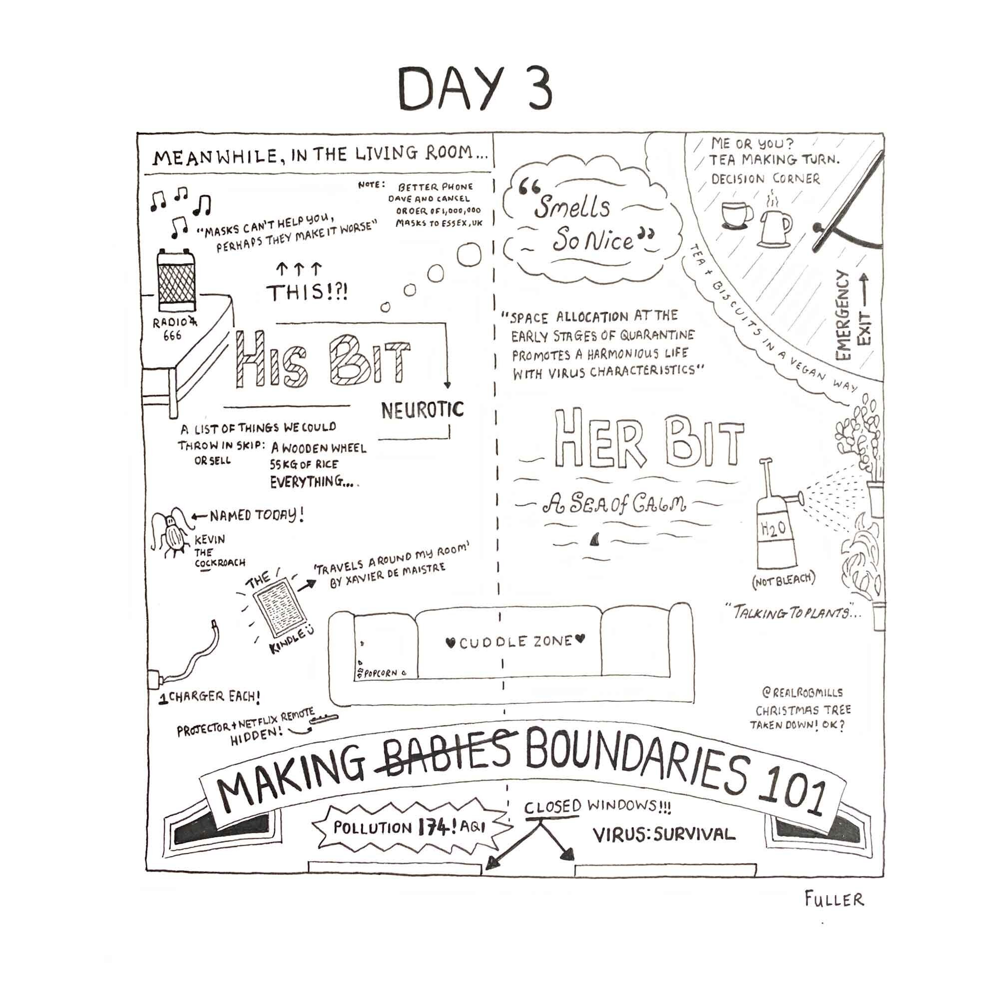 DAY 3 / Quarantine May By FULLER (Copy)